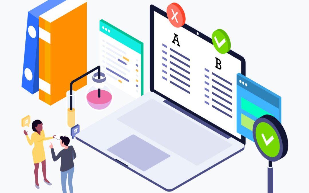 Ab test Cité du marketing Digital