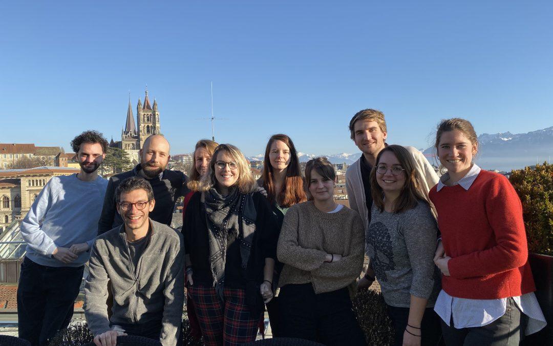 La Cité reçoit Le Wagon @Lausanne